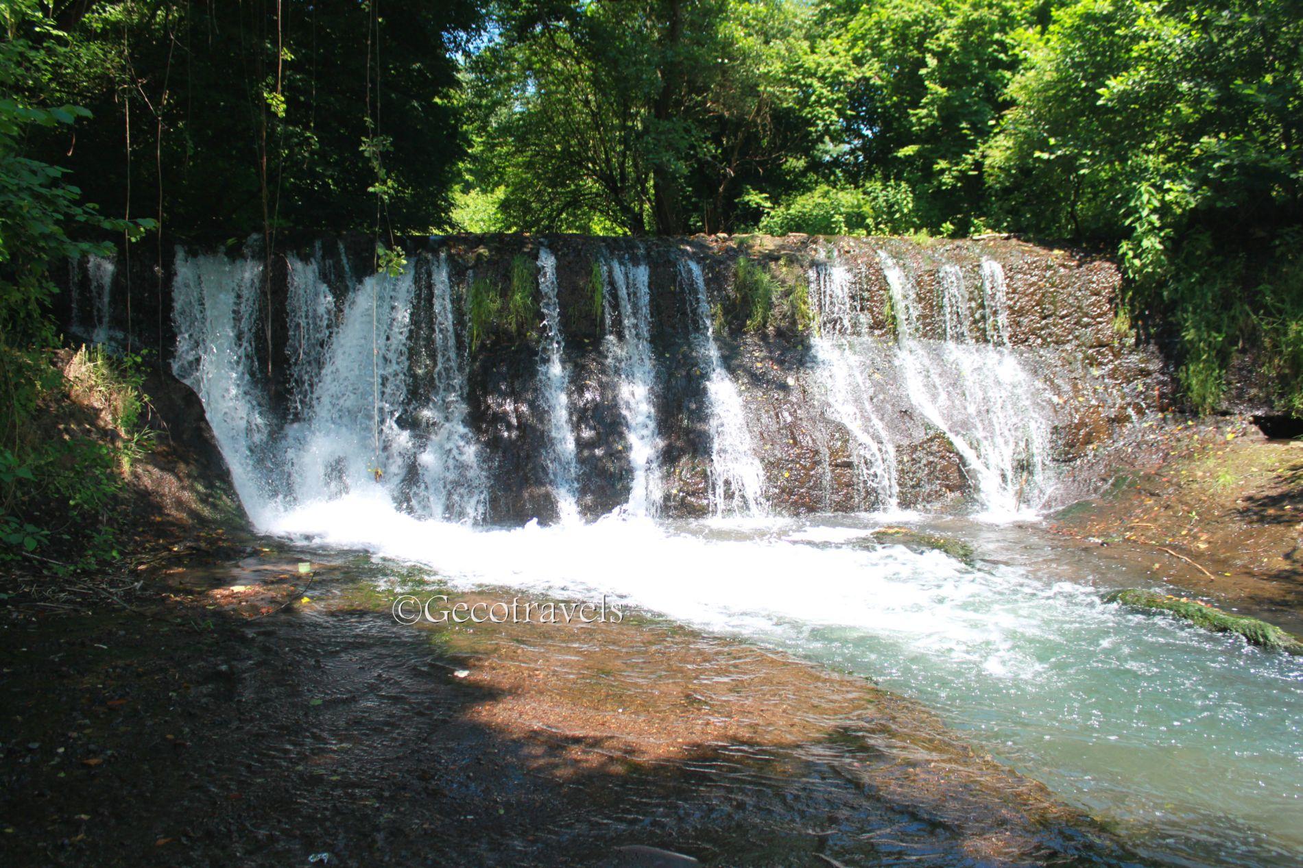 cascate del Rio Fratta