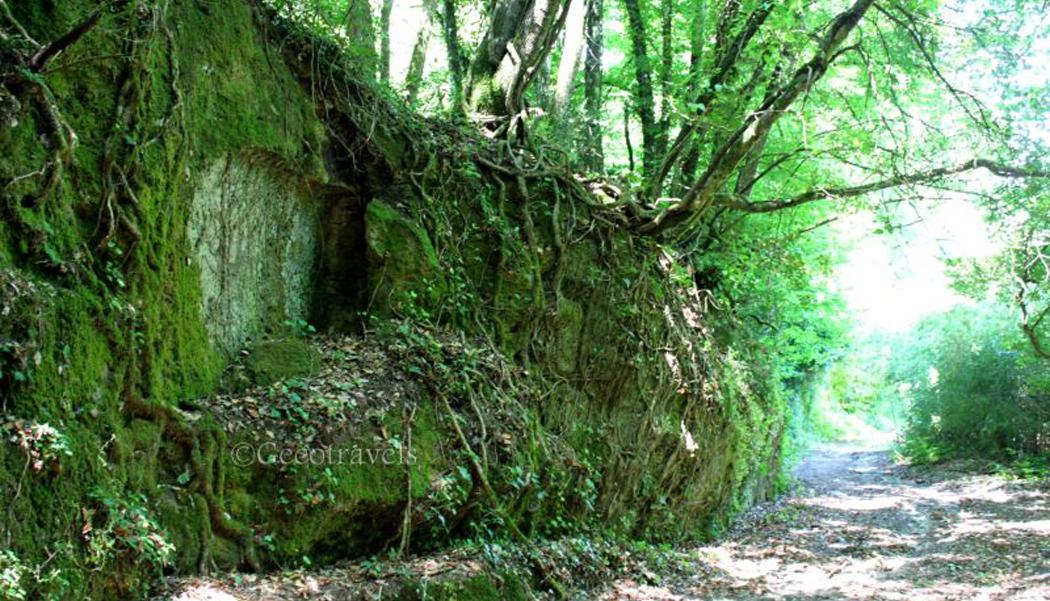 Corchiano e i suoi monumenti naturali