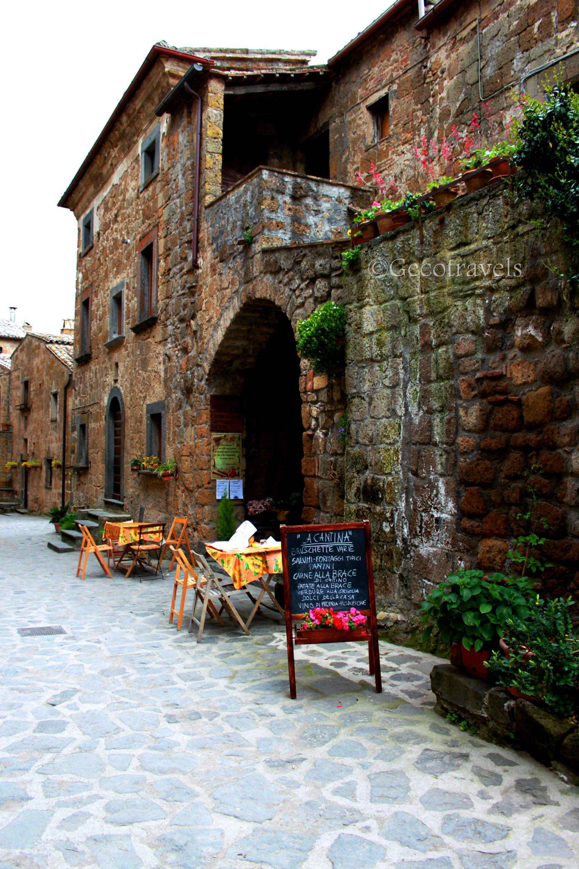 locande e taverne del borgo