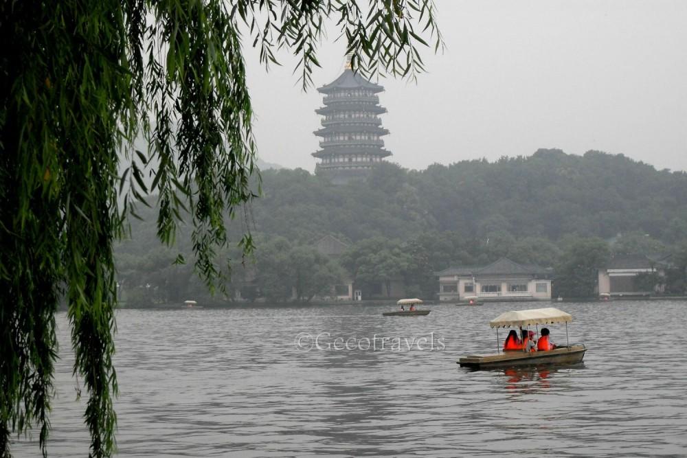 Hangzhou, un itinerario verde intorno alla città
