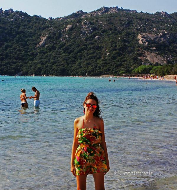 spiaggia Santa Giulia