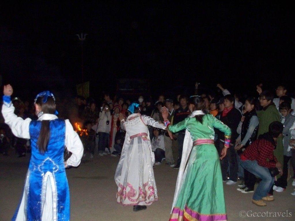 danza popolare