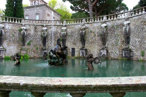 fontana di Pegaso