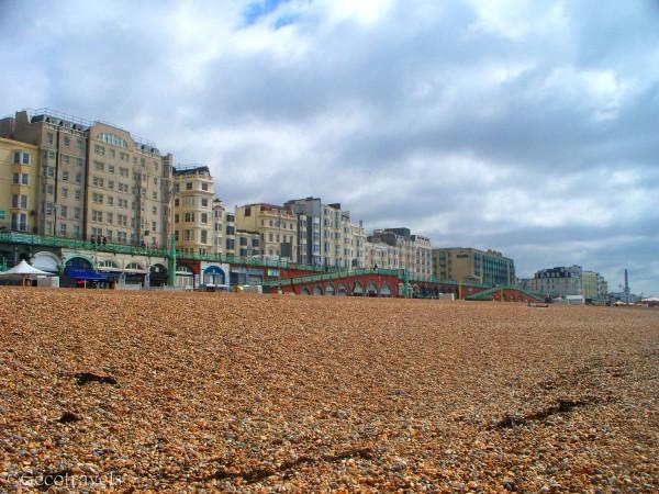 Vista di Brighton