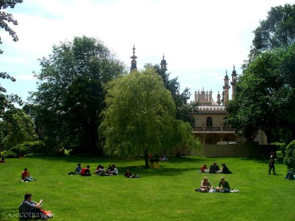 giardino royal pavilion