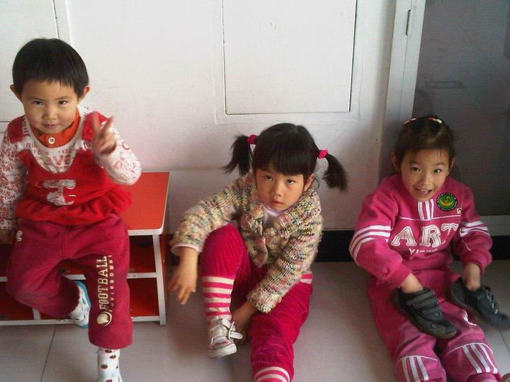 bambine cinesi