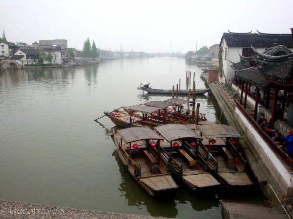 barchette cinesi