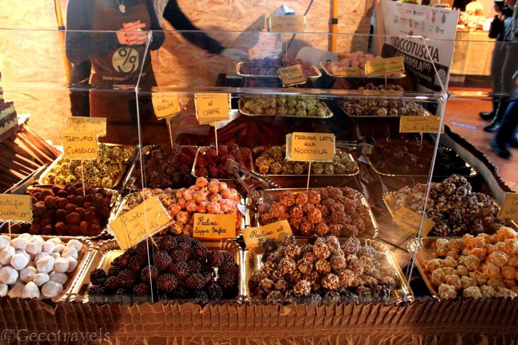 CioccoTuscia: apoteosi di sapori