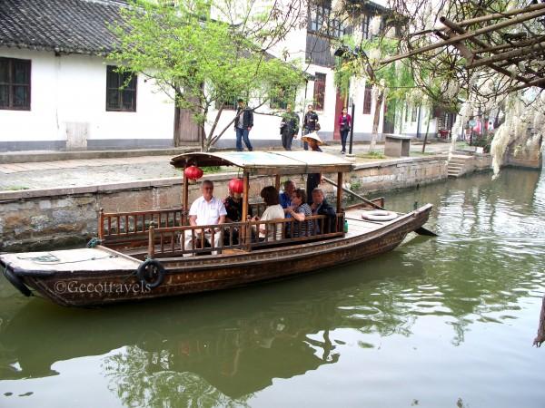 barche sul canale