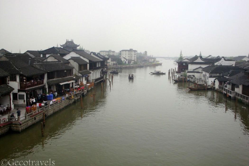 Zhujiajiao: villaggio sull'acqua
