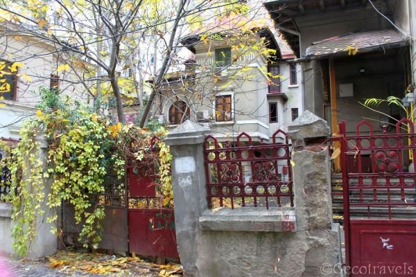 Edificio a Bucarest