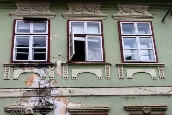edificio a Brasov