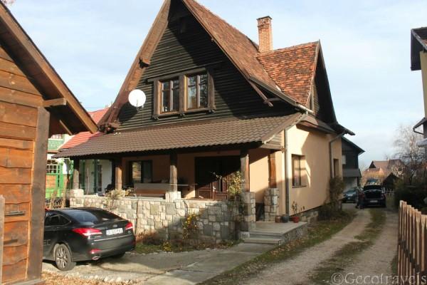 casa tradizionale rumena