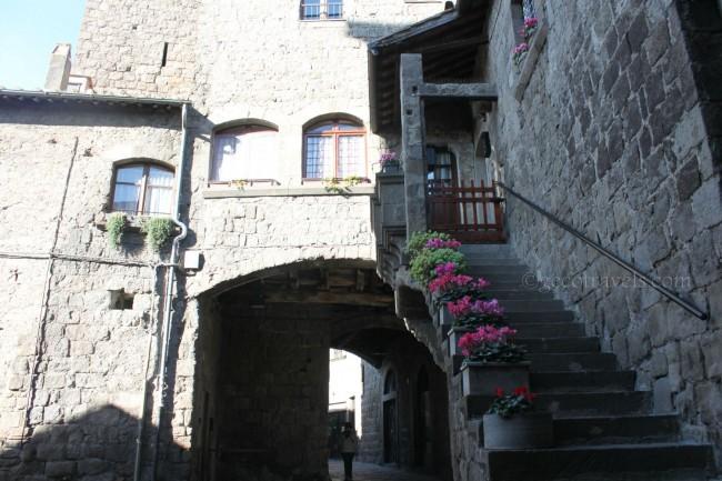 Viterbo centro storico