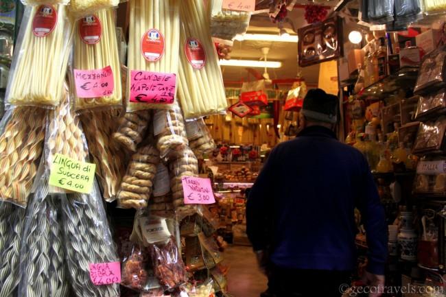 negozio di pasta