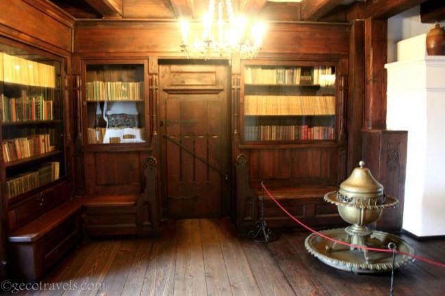 Tour dei castelli della transilvania geco travels for Stanze arredate