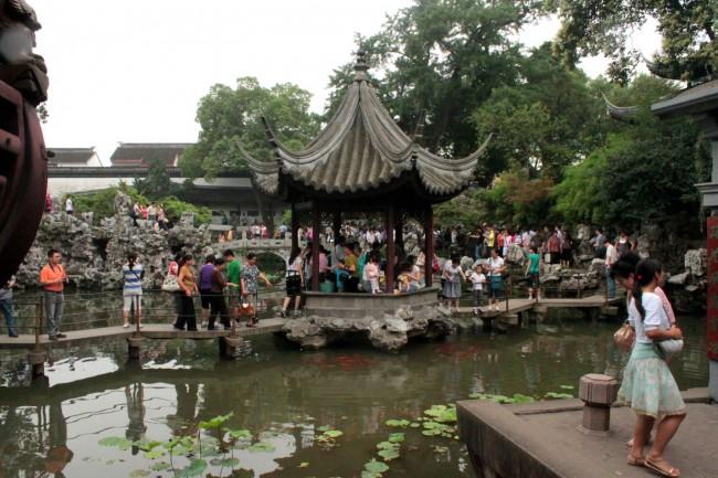 gita a Suzhou