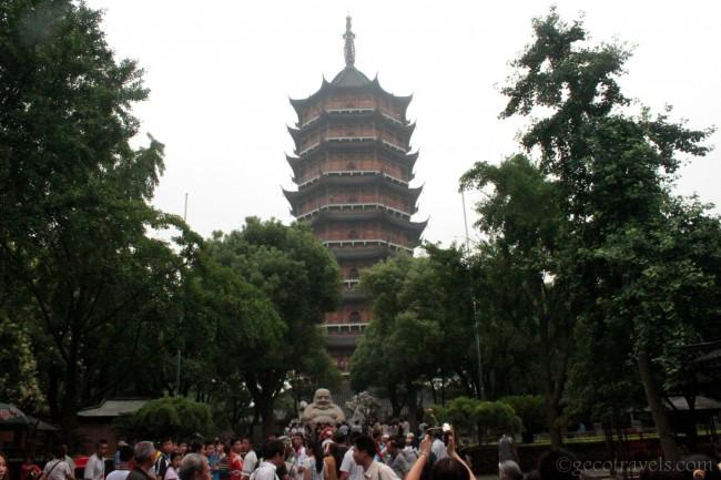 tempio della pagoda del nord