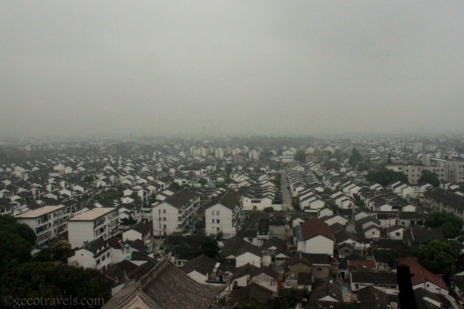 vista su Suzhou