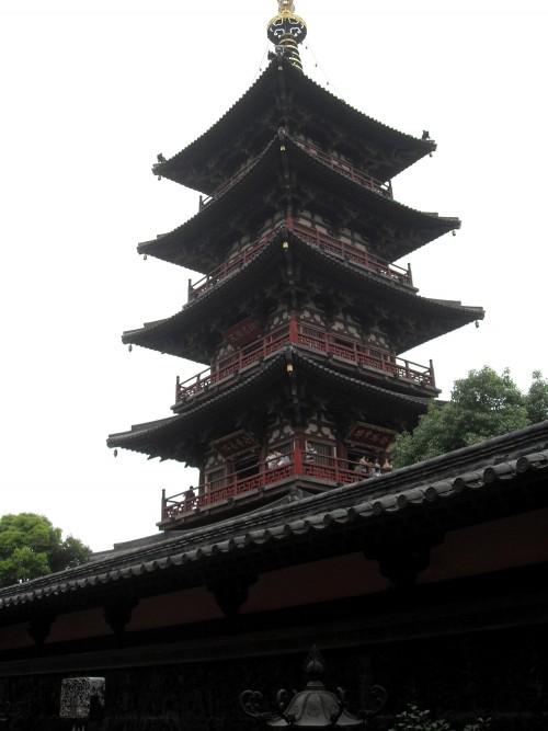 torre yunyan della collina della tigre