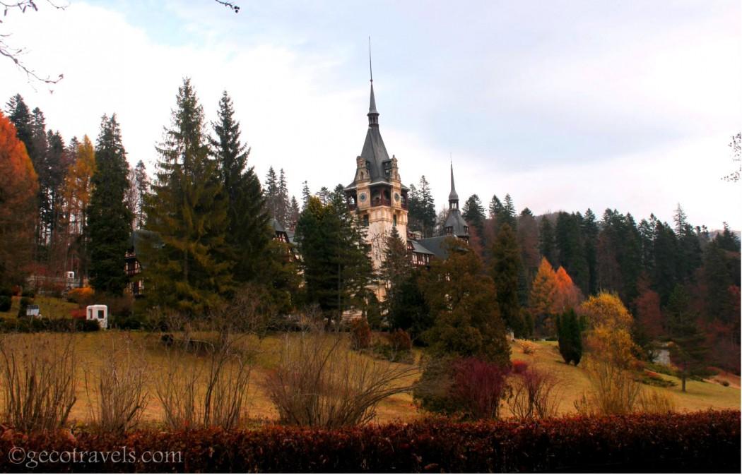 Tour dei castelli della Transilvania
