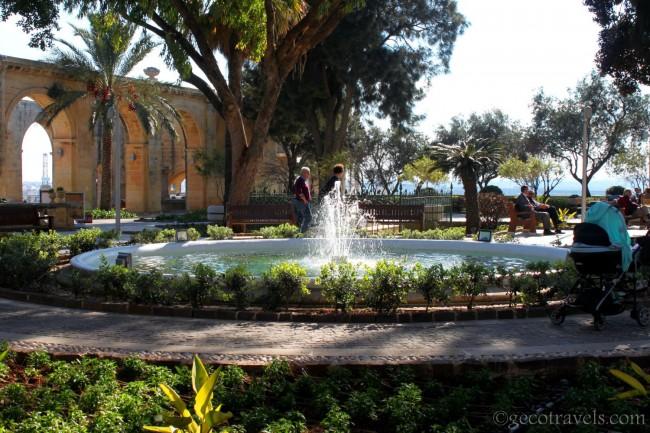 Barakka gardens