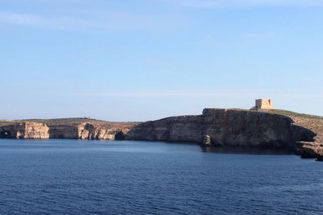 Gozo dal traghetto