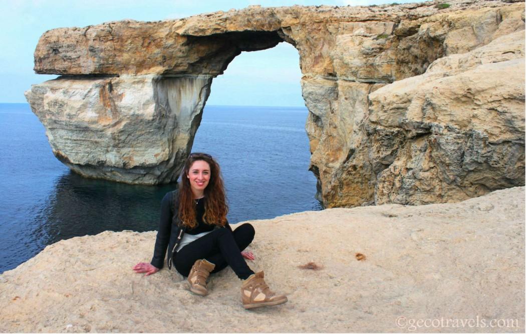 Pagina di diario da Malta