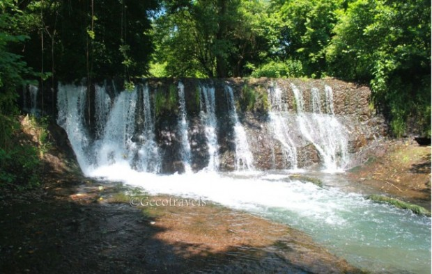 cascate delle forre di Corchiano