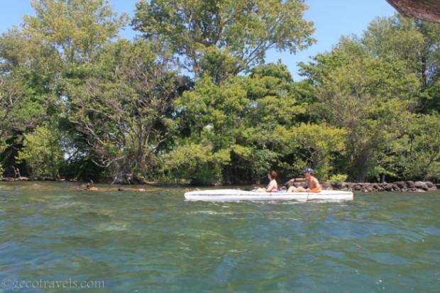 gita al lago di Bolsena