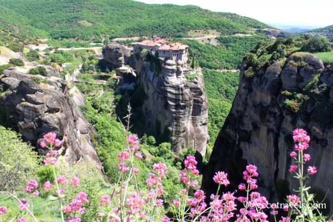 Varlam, uno dei monasteri delle Meteore