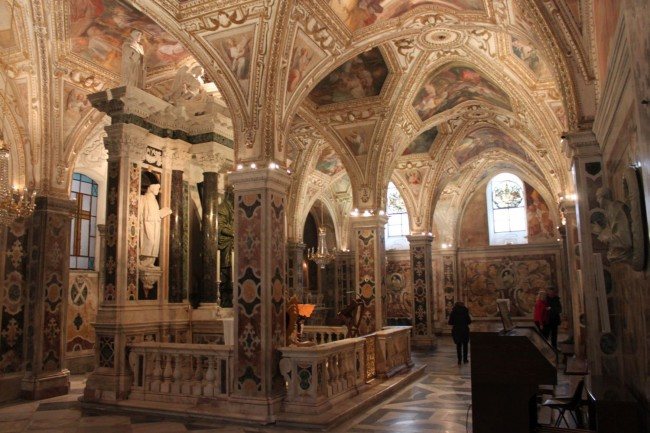 cripta di Amalfi