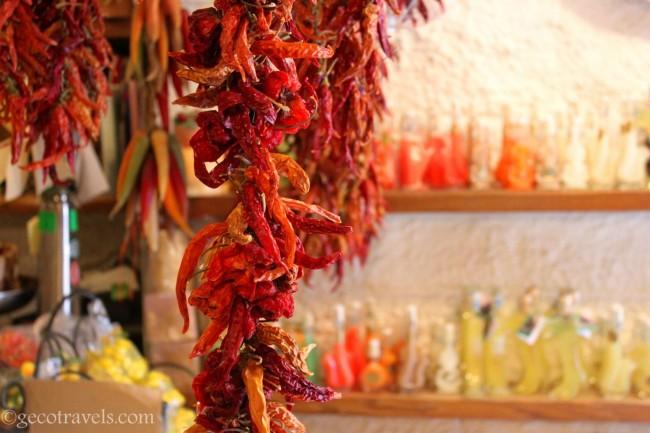 aromi ad Amalfi