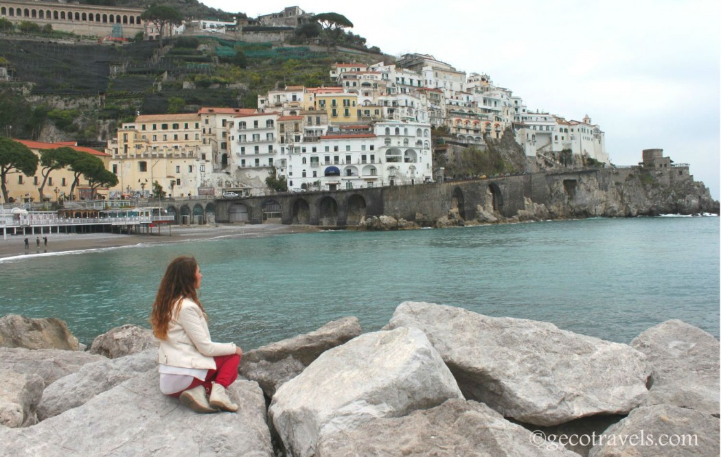 scorci e spiagge da vedere ad Amalfi in un giorno