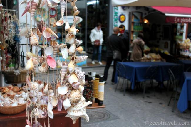 conchiglie di Amalfi