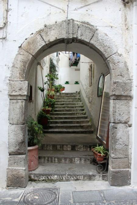 viuzze da visitare ad Amalfi in un giorno