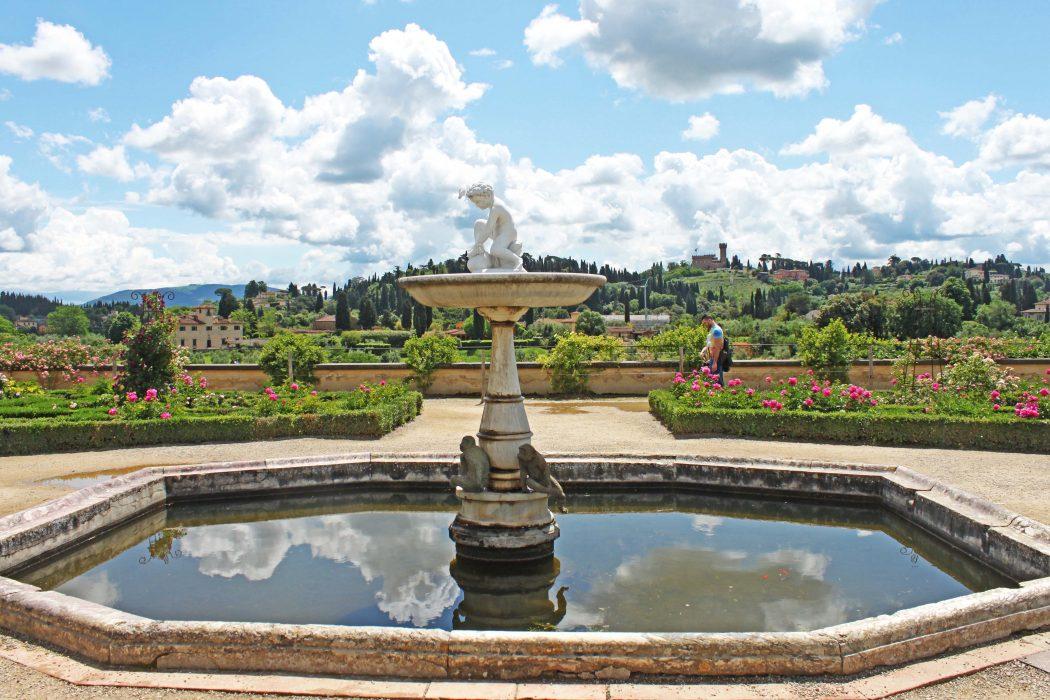 Giardino di Boboli: scorci e panorami di Firenze