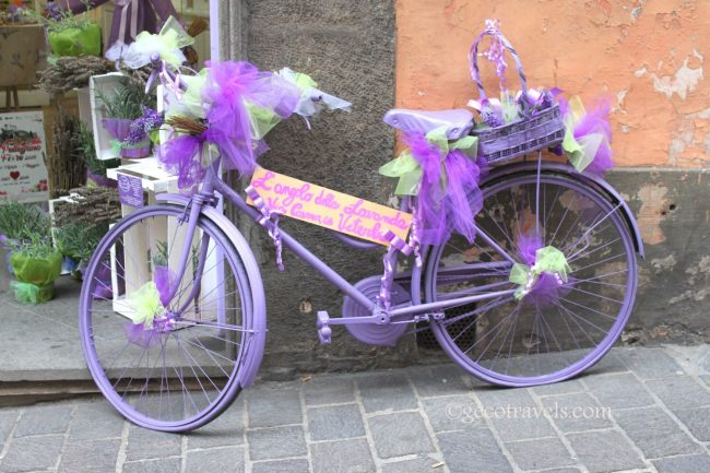 bicicletta Viterbo