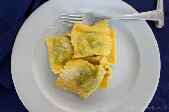 tortelli emiliani