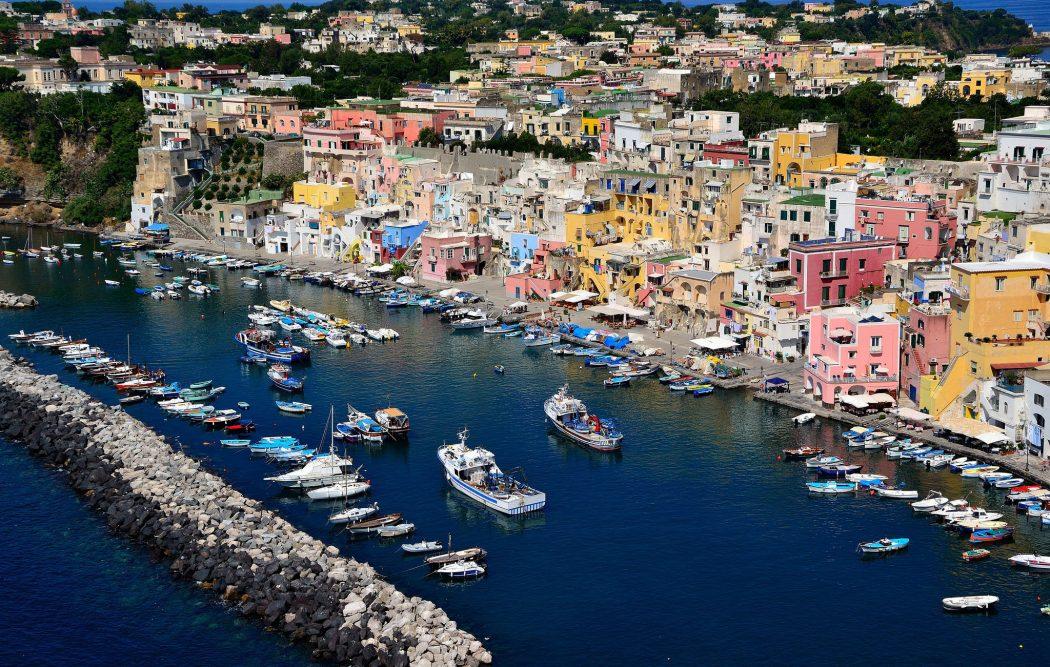 Sognando una vacanza all'isola di Procida