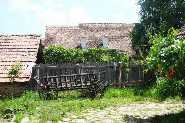 villaggio rurale