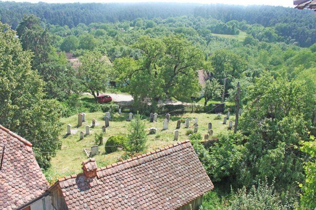 cimitero di Viscri