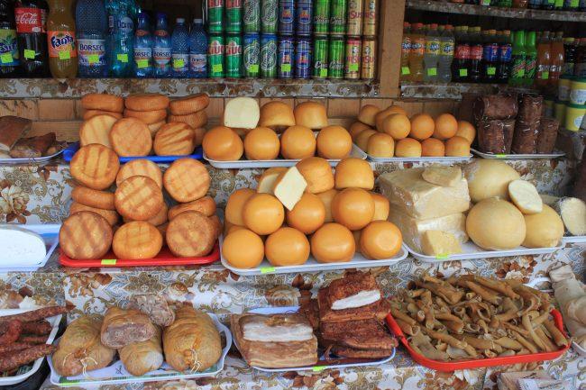 formaggi rumeni
