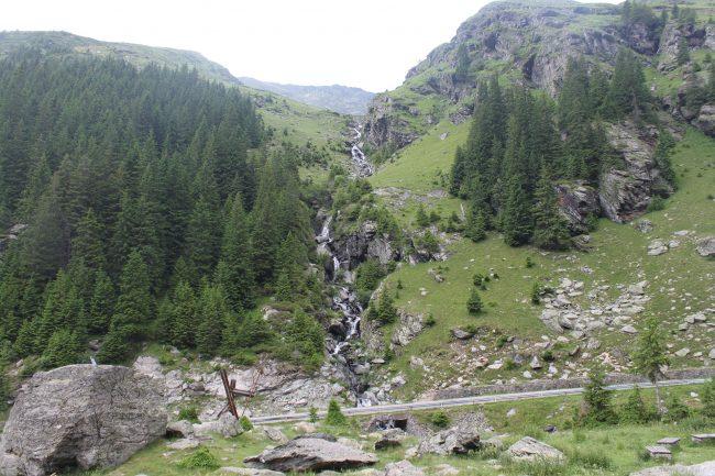 cascata km 22