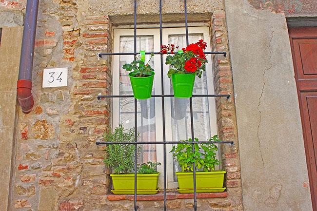 finestra di Cortona