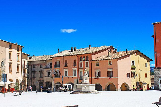 piazza di Leonessa