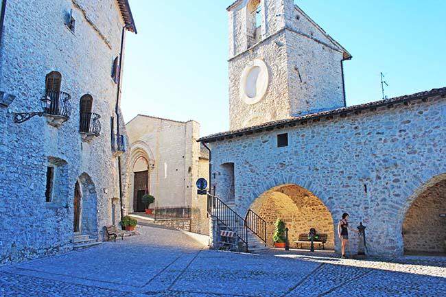 piazza Monteleone di Spoleto