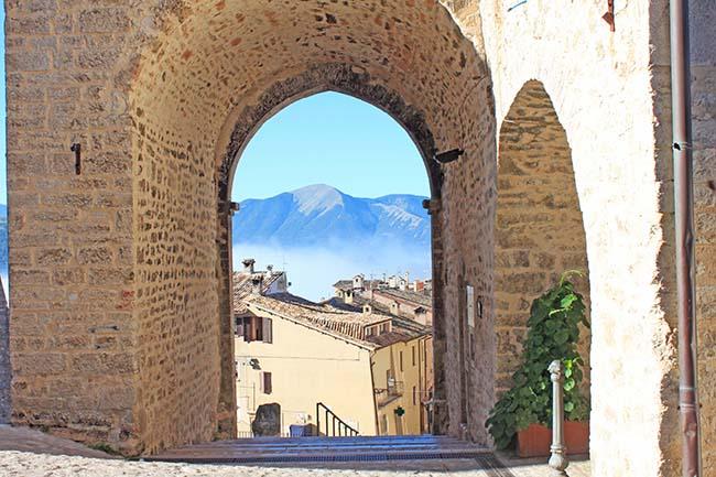 arco Monteleone di Spoleto