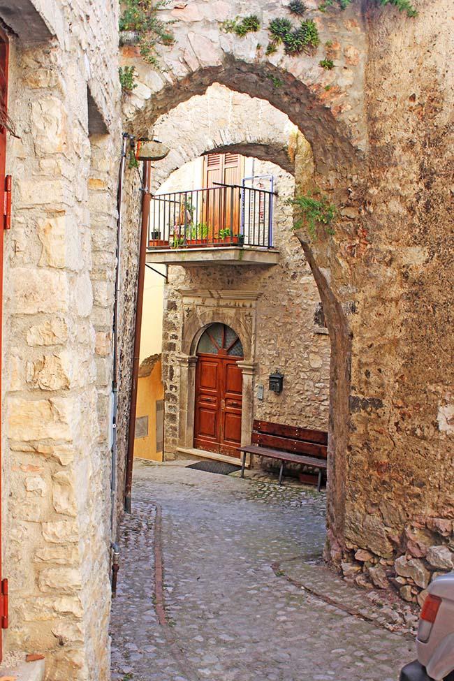 Vicolo Monteleone di Spoleto