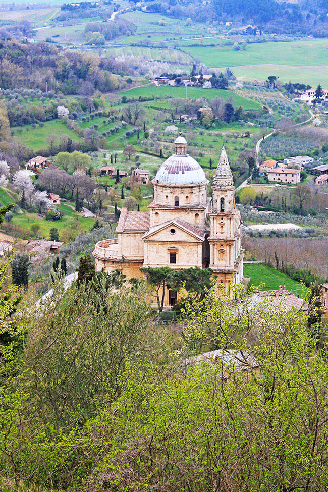 Santuario di S. Biagio a Montepulciano